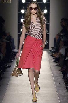 Bottega Veneta Spring 2006 Ready-to-Wear Fashion Show - Candice Swanepoel
