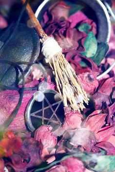The green Witch Way. Wiccan Spells, Witchcraft, Hedge Witch, Season Of The Witch, Sabbats, Kitchen Witch, Book Of Shadows, Crystals, Witches