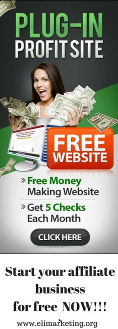 Start your affiliate business for free NOW!!!`
