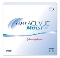 1-Day Acuvue Moist Contact Lenses (90 lenses/box – 4 box)  http://www.personalcareclub.com/1-day-acuvue-moist-contact-lenses-90-lensesbox-4-box/