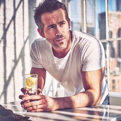 Global icon, Ryan Reynolds announces ownership in Aviation Gin, now available in SA Chris Williams, Los Angeles County, Cute Celebrities, Celebs, British Columbia, Ryan Reynolds Deadpool, South Carolina, Blake Lively Ryan Reynolds, John Larroquette
