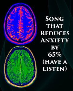 Neuroscientists Discover a Song That Reduces Anxiety By (Have a Listen) - The Health Science Journal relaxation music sleep stress anxiety relief Anxiety Relief, Stress Relief, Anxiety Help, Health Anxiety, Anxiety Cure, Songs For Anxiety, Anxiety Tips, Mental Health, Health And Wellness