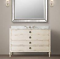 Maison Single Extra-Wide Vanity Sink