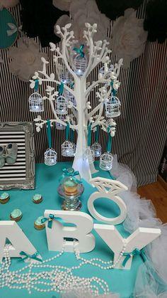 BABY shower tiffanys