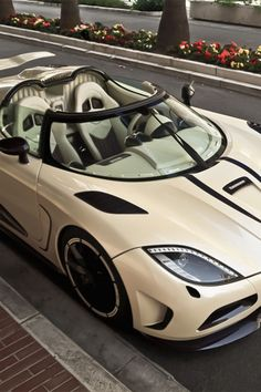 Great design, black lines on ivory. Chic Coco Chanel look. Koenigsegg Agera Car wrap vehicle graphic vinyl