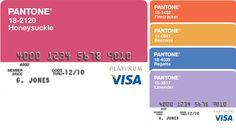 #Pantone Visa