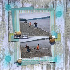 skipping stones - My Mind's Eye - On The Bright Side Collection