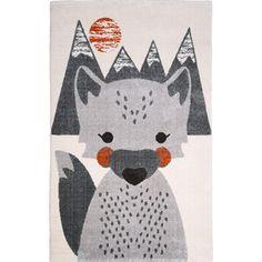 Tapis Mr Fox - Nattiot