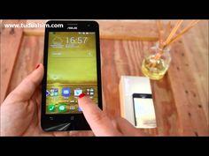 Asus Zenfone 5 Unboxing review oficial en español tudualsim