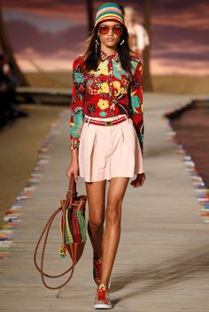 tommy hilfiger spring / summer 2016 new york | visual optimism; fashion editorials, shows, campaigns & more!