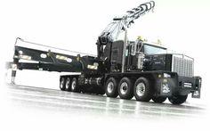 Now thats a super hook son. Heavy Duty Trucks, Big Rig Trucks, Heavy Truck, Tow Truck, Semi Trucks, Pickup Trucks, Heavy Construction Equipment, Heavy Equipment, Car Hauler Trailer