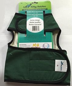 Kitty Holster - XL Green >>> Be sure to check out this awesome product.
