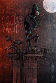 [gotham knight]