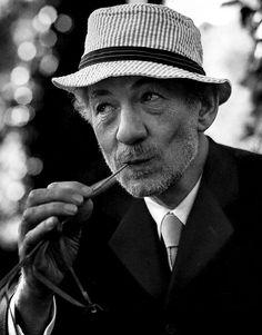Ian McKellen by Bruce Weber
