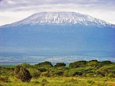 Mount Kilimanjiro, Africa where-i-want-to-be-what-i-want-to-see