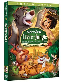Le Livre de la jungle - Edition collector