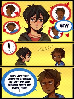Keith / Lance (1/2)