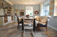 Unsere Wohnküche Für Den Thonet Wettbewerb