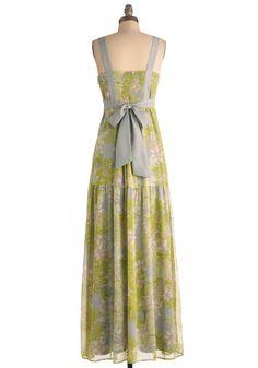 Garden Party Goddess Dress (back) | ModCloth.com