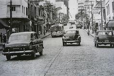 Rua Augusta, São Paulo, Brasil, 1968.