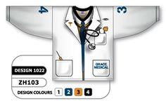 4424534cb Custom Sublimated Hockey Jersey Design 1022