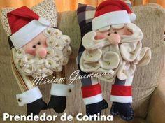 ♡♥♡ Christmas Pillow, Christmas Stockings, Christmas Crafts, Merry Christmas, Xmas, Christmas Ornaments, Plush Pattern, Santa, Dolls