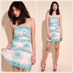NWT! Pins & Needles Kaleidoscope Collection Dress NWT! Pins & Needles Kaleidoscope Collection Drifter Dress. This dress is completely SOLD OUT! Blogger favorite!! Own this rare find today! Urban Outfitters Dresses Strapless