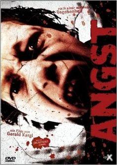 """""""Angst"""", thriller film by Gerald Kargl (Austria, 1983)"""