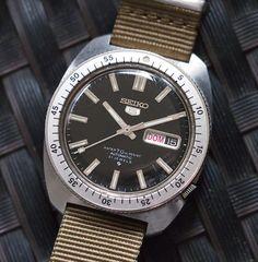Seiko 5, 6119-8460 Sports Diver