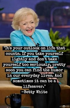love this woman --> Betty White