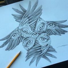 Seraphim - by Chase Tafoya
