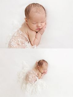 Charlie Farlie Photography: Newborn Baby Girl Martha Natural light, minimalist style, simple white set up, lace Foto Newborn, Newborn Posing, Newborn Baby Photography, Newborn Session, Children Photography, Light Photography, Minimalist Photography, Newborn Pictures, Baby Pictures