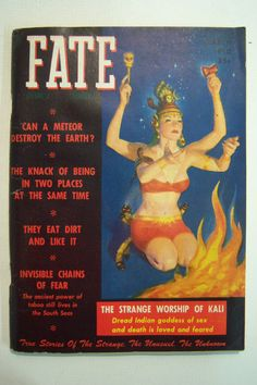 FATE magazine May 1950. Vol.3, No.2 Stories of Strange, Unusual & Unknown | eBay