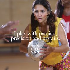 Play your way #ThisGirlCan
