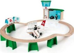 brio airport monorail. £47.