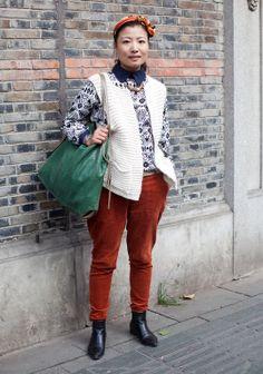 朱珠, Hel Looks Travels