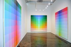 Robert Swain: Color Energy, MINUS SPACE, Brooklyn, NY, 2015