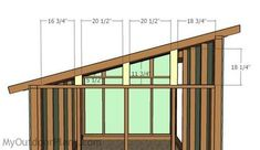 New Shed Plans - CLICK THE PICTURE for Many Shed Ideas. #shedplans #shedplansdiy