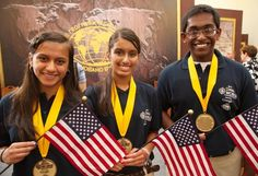 August 01, 2013 US beats 17 other teams to win int'l geography bee