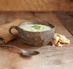 Chicken Potato Spinach Soup | Vitamix