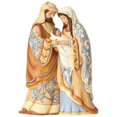 Jim Shore® Holy Family Figurine,