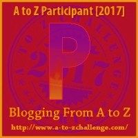 PAINT IT BLACK | #AtoZChallenge