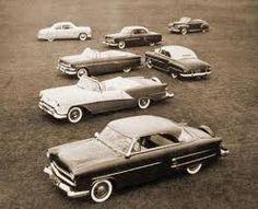 50's car show