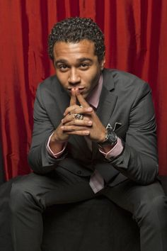 Corbin Bleu  (Photo Courtesy of Victoria Will / TV Guide Magazine)