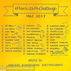 @Regrann from @planwithmechallenge -  Who's ready for the May #PlanWithMeChallenge?!? - Hosted by Kim @tinyrayofsunshine Jessica @prettyprintsandpaper and Kara @boho.berry the #PlanWithMeChallenge is a way for us to share the HOW and WHY of our planning systems each month.-ALL planner types are welcome to join in the fun!-HERE'S HOW TO PARTICIPATE:-1. Repost this graphic on social media along with the #PlanWithMeChallenge hashtag to spread the word.2. Write out the prompts or download and…