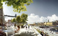 Slussen Masterplan | Projects | Foster + Partners