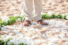 Romantic Outdoor Fall Wedding at Kukahiko Estate | Makena, HI