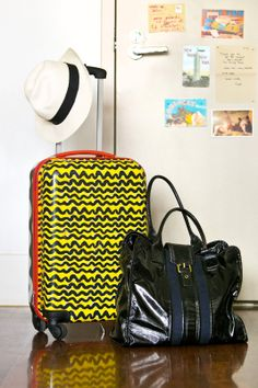 How To Pack For A Carry-On Vacation #refinery29- but be careful because many European airlines only allow one carry-on.