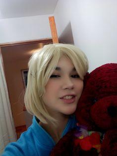 Propiedad de Shimoda Len. ¡Es un Cosplay hecho por fan! (´・ω・`)