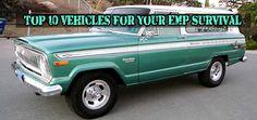 Top 10 Vehicles for Your EMP Survival :http://www.askaprepper.com/vehicles-emp-survival/?trkid=7170ed00-eac6-4a1c-ba5c-81466baa66ec